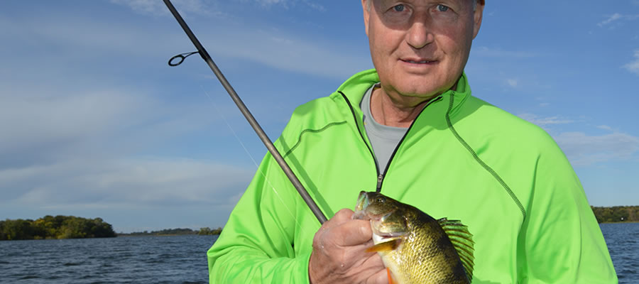The Trophy Crappies of Fall - The fall months represent one of the prime calendar periods to tussle with your biggest crappies of the year.