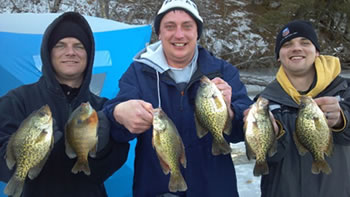 Petenwell & Castle Rock Fishing Guide Service