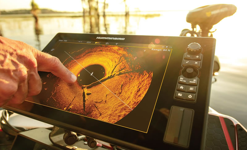 Humminbird's MEGA 360 Imaging