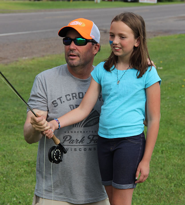 St. Croix Rod Customer Appreciation Day