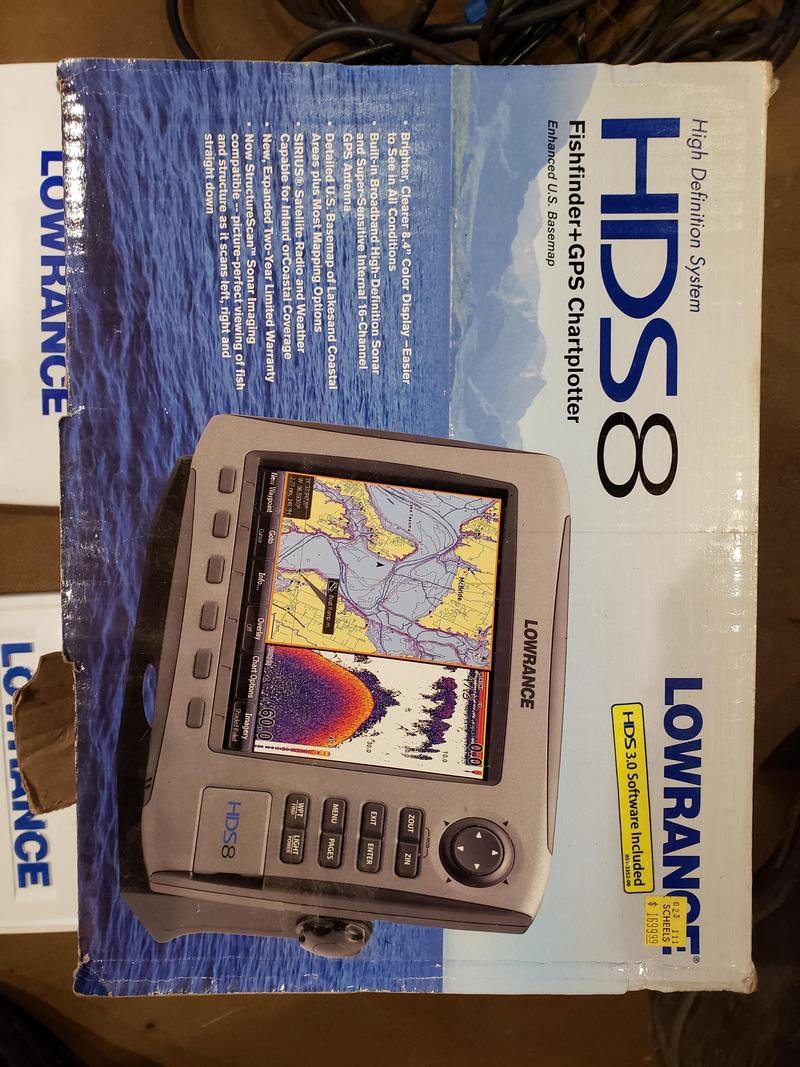 Lowrance hds 8 how to use
