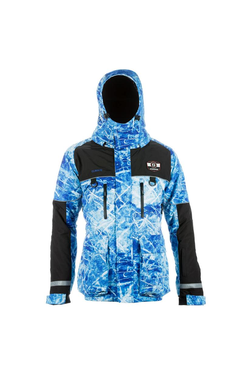 Striker ice fishing suits camo hunting suits too for Ice fishing jacket